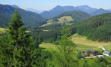 Aussicht vom Steinkogl