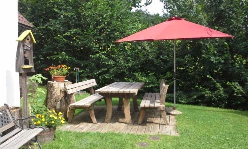 Gartensitz